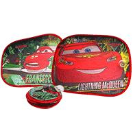 Sonnenschutz-Set Disney Cars