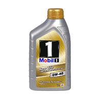 Mobil 1 New Life 0W-40, 1 Liter