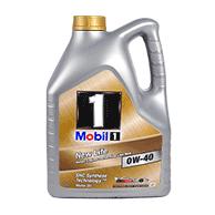 Mobil 1 New Life 0W-40, 5 Liter