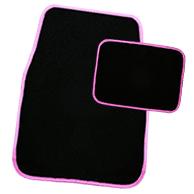 Fußmatten-Set Pink Lady 4-tlg.