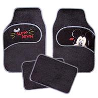 Fußmatten-Set Mickey Maus 4-tlg.