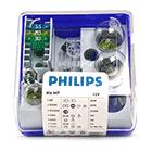 Philips Ersatzlampenbox H7