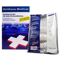 Holthaus Medical Austausch-Set für Auto-Verbandskästen