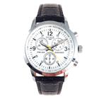 LOOX · BONZA Mike PRC 200 - Herren Armbanduhr Echtleder