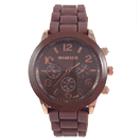 LOOX · BONZA Womage Braun - Damen Armbanduhr