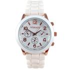 LOOX · BONZA  Womage Weiß - Damen Armbanduhr